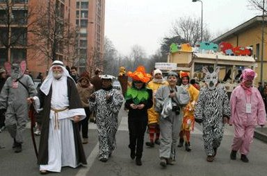 Sfilata di Carnevale – domenica 26 febbraio