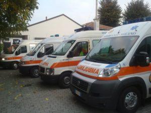 Ambulanze Intersanit Milano