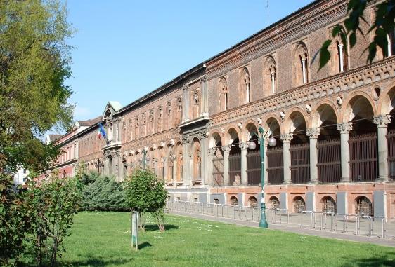 Con Delta Ecopolisall'Archivio Storico e alla Cripta dellaCa' Granda