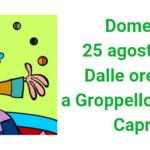 Domenica 25 agosto 2019 festa patronale a Groppello